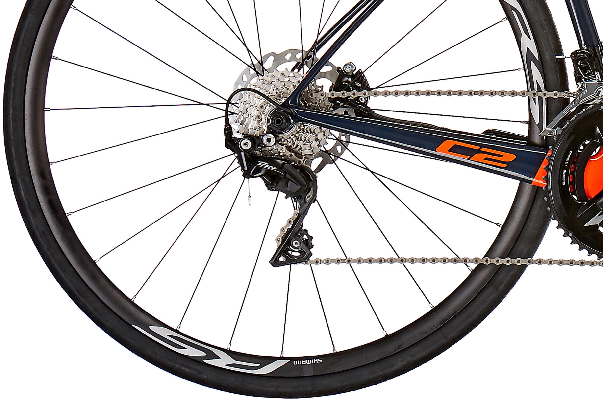 d374e8bb3a3 Cervelo C2 Disc 105 7020 Racefiets blauw I Eenvoudig online bij Bikester